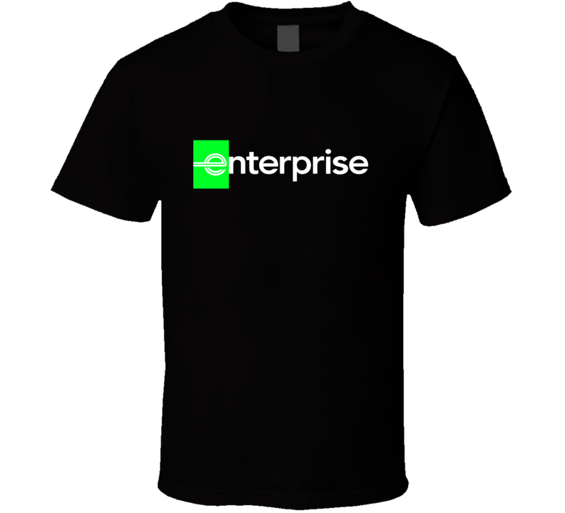 Enterprise Car Rental Logo T Shirt