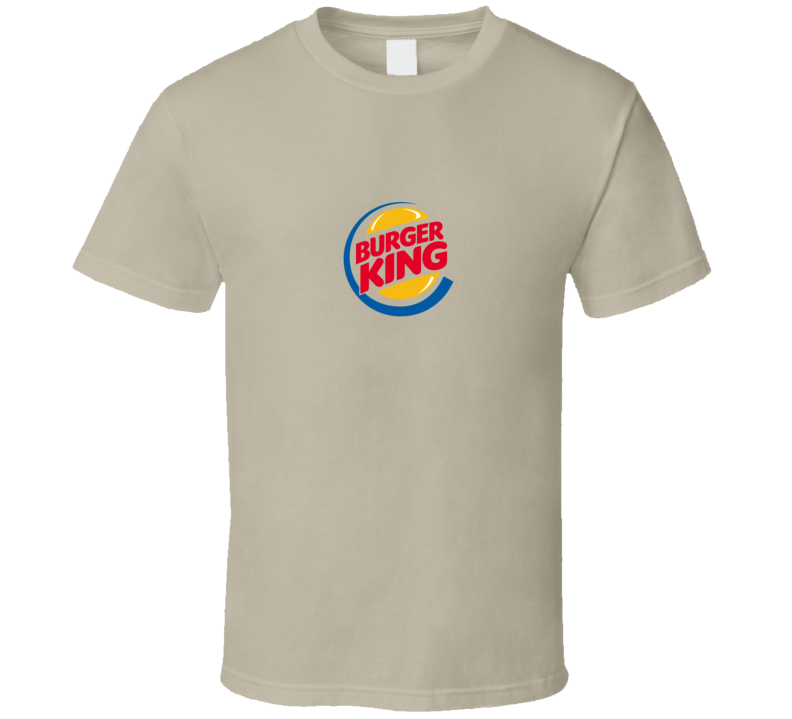 Burger King Fan T Shirt