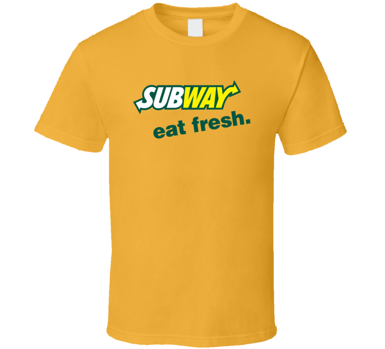 Subway Eat Fresh Fan T Shirt