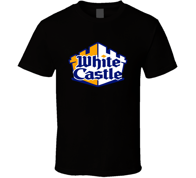 White Castle Fan T Shirt