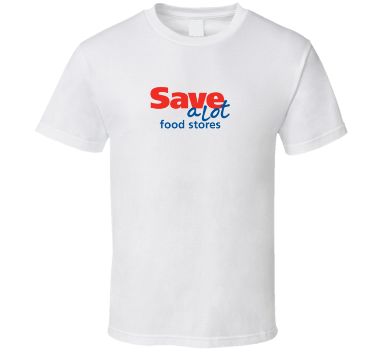 save a lot food store grocery superstore fan t shirt