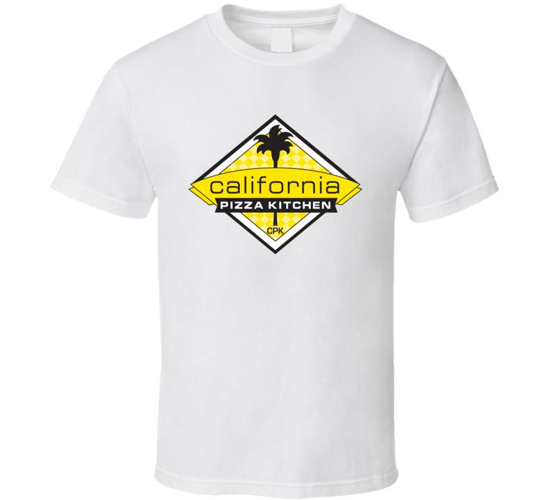 California Pizza Kitchen T Shirts