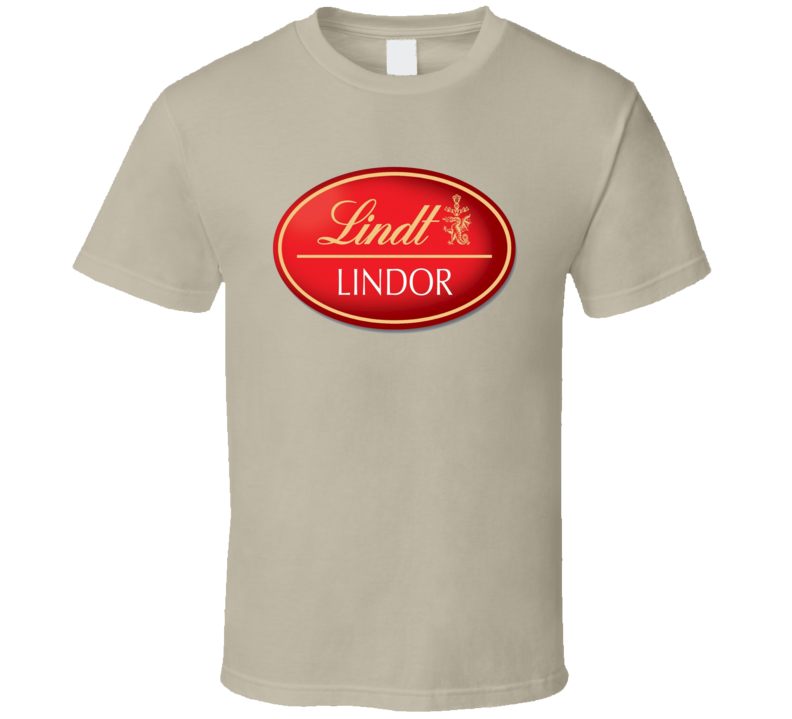 Lindt Lindor Candy Chocolate Logo Shirt