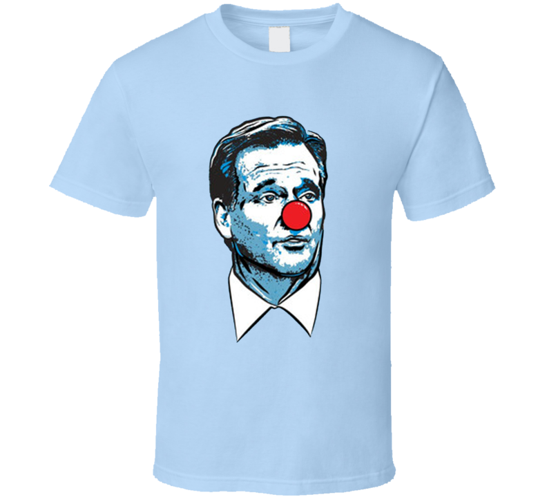 Roger Goodell As A Clown Shirt